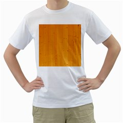 Honey Maple Men s T Shirt (white) (two Sided)