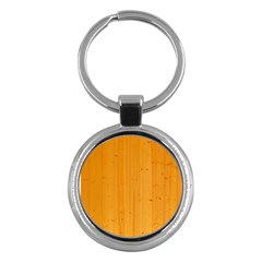 Honey Maple Key Chains (round)