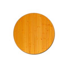Honey Maple Magnet 3  (round)