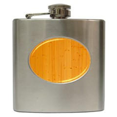 Honey Maple Hip Flask (6 Oz)