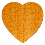 HONEY MAPLE Jigsaw Puzzle (Heart) Front
