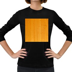 Honey Maple Women s Long Sleeve Dark T Shirts