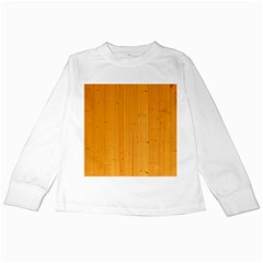 Honey Maple Kids Long Sleeve T Shirts