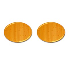 Honey Maple Cufflinks (oval)