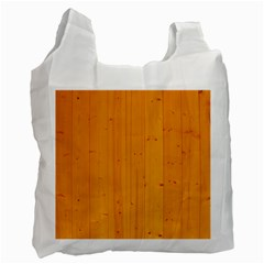 HONEY MAPLE Recycle Bag (One Side)