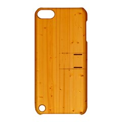 HONEY MAPLE Apple iPod Touch 5 Hardshell Case with Stand