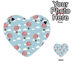 Hot Air Balloon Playing Cards 54 (Heart)