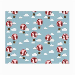 Hot Air Balloon Small Glasses Cloth (2-Side)