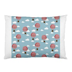 Hot Air Balloon Pillow Cases (Two Sides)