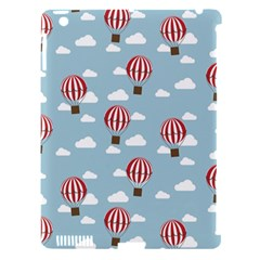 Hot Air Balloon Apple iPad 3/4 Hardshell Case (Compatible with Smart Cover)