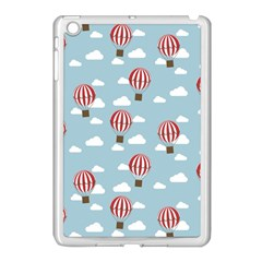 Hot Air Balloon Apple iPad Mini Case (White)