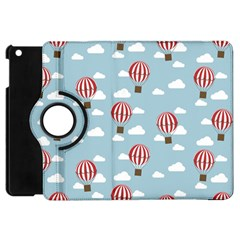 Hot Air Balloon Apple iPad Mini Flip 360 Case