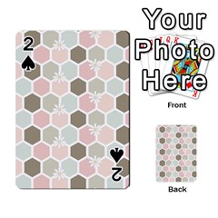 Spring Bee Playing Cards 54 Designs