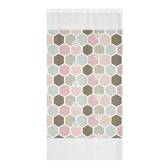 Spring Bee Shower Curtain 36  X 72  (stall)