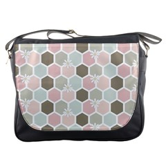 Spring Bee Messenger Bags
