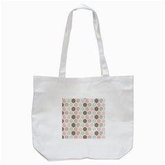 Spring Bee Tote Bag (White)