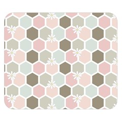 Spring Bee Double Sided Flano Blanket (Small)