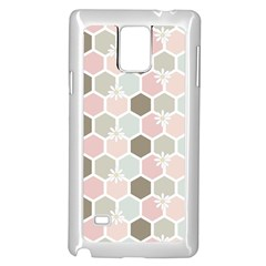 Spring Bee Samsung Galaxy Note 4 Case (White)