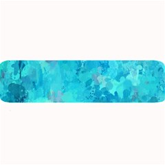 Splashes Of Color, Aqua Large Bar Mats