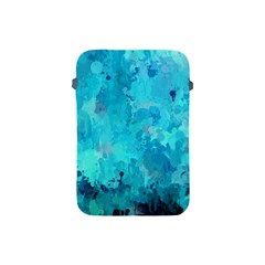 Splashes Of Color, Aqua Apple iPad Mini Protective Soft Cases