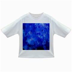 Splashes Of Color, Blue Infant/Toddler T-Shirts
