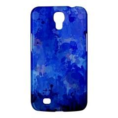 Splashes Of Color, Blue Samsung Galaxy Mega 6.3  I9200 Hardshell Case