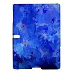 Splashes Of Color, Blue Samsung Galaxy Tab S (10 5 ) Hardshell Case