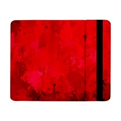 Splashes Of Color, Deep Red Samsung Galaxy Tab Pro 8.4  Flip Case