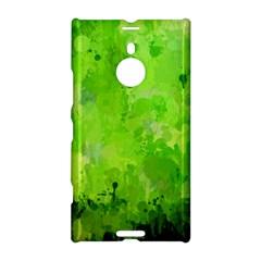 Splashes Of Color, Green Nokia Lumia 1520