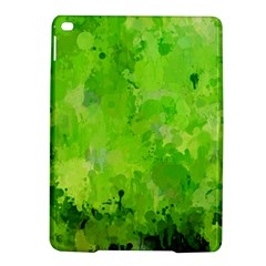 Splashes Of Color, Green Ipad Air 2 Hardshell Cases