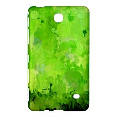 Splashes Of Color, Green Samsung Galaxy Tab 4 (7 ) Hardshell Case