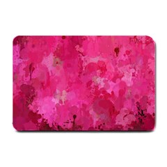 Splashes Of Color, Hot Pink Small Doormat