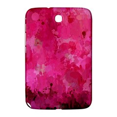 Splashes Of Color, Hot Pink Samsung Galaxy Note 8.0 N5100 Hardshell Case