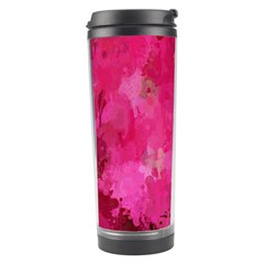 Splashes Of Color, Hot Pink Travel Tumblers