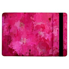 Splashes Of Color, Hot Pink iPad Air Flip