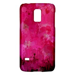 Splashes Of Color, Hot Pink Galaxy S5 Mini