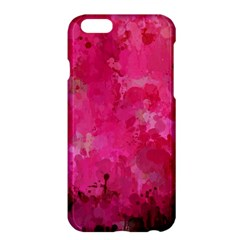 Splashes Of Color, Hot Pink Apple Iphone 6 Plus/6s Plus Hardshell Case