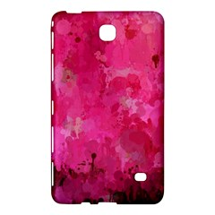 Splashes Of Color, Hot Pink Samsung Galaxy Tab 4 (8 ) Hardshell Case
