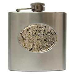 GREY TREE BARK Hip Flask (6 oz)