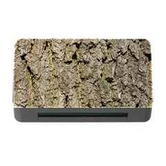 Grey Tree Bark Memory Card Reader With Cf