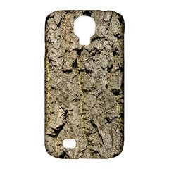 GREY TREE BARK Samsung Galaxy S4 Classic Hardshell Case (PC+Silicone)
