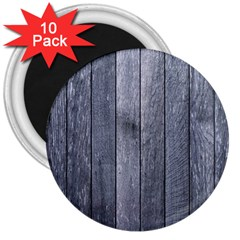 GREY FENCE 3  Magnets (10 pack)