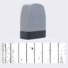 GREY FENCE Name Stamps