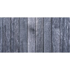 GREY FENCE YOU ARE INVITED 3D Greeting Card (8x4)