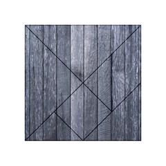 GREY FENCE Acrylic Tangram Puzzle (4  x 4 )