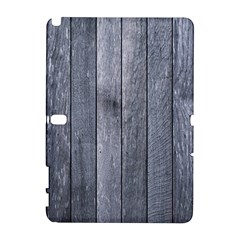 GREY FENCE Samsung Galaxy Note 10.1 (P600) Hardshell Case