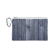 GREY FENCE Canvas Cosmetic Bag (S)