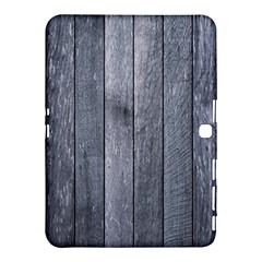 Grey Fence Samsung Galaxy Tab 4 (10 1 ) Hardshell Case