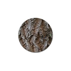 DOUGLAS FIR BARK Golf Ball Marker