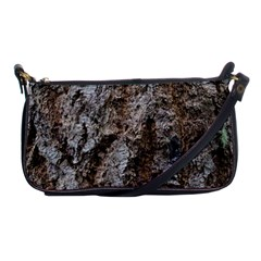 DOUGLAS FIR BARK Shoulder Clutch Bags
